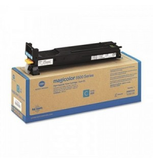 A06V452 Тонер-картридж голубой для Konica-Minolta mc5550/70/5650/5670 (6К)