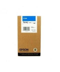 T6142 / T614200 Картридж для Epson Stylus Pro 4400/ 4450 Cyan (220 мл.)