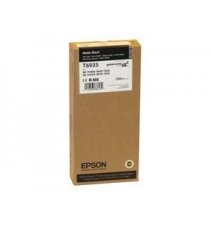 T6935 / T693500 XL Картридж для Epson SureColor SC-T3000/ T5000/ T7000 ( 350 ml ) MBlack