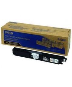 S050557 Тонер-картридж повышенной емкости Epson AcuLaser C1600/ CX16/ CX16NF Черный (2 700стр.)