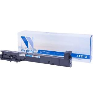 CF311A Картридж NV Print голубой, совместимый (31500стр.)