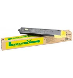 TK-8325Y [1T02NPANL0] Тонер-картридж для Kyocera TASKalfa 2551ci, желтый (12 000 стр.)