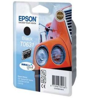T0631 / T06314A OEM Картридж для Epson Stylus C67/ C87, CX3700/ CX4100/ CX4700 Black