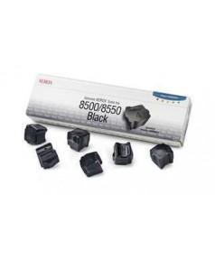 108R00672 Чернила для цветного Xerox Phaser 8500/ 8550 Black (6 по 1000 стр.)