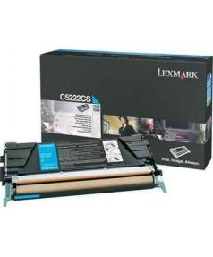 C5222CS Lexmark тонер картридж синий для C522/ C524 /C530/ C532/ C534 (3000 стр.)