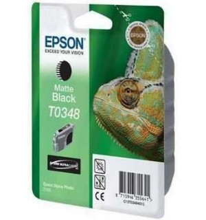 T0348 / T034840 Картридж для Epson Stylus Photo 2100 Matte black (440стр.)