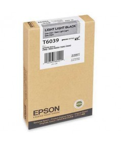 T6039 / T603900 Картридж для Epson Stylus Pro 7800/ 7880/ 9800/ 9880, Light-Light-Black (220 мл.)
