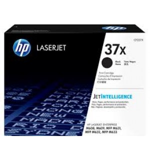 CF237X №37X Kартридж  для HP LaserJet Enterprise M607dn / M608dn / M609dn / M631h / M632z, High Yield (25000 стр)