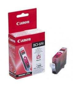 BCI-6M [4707A002] Чернильница к Canon BJC-8200; S560/ S800/ S820D/ S830D/ S900/ S9000; i560/ i865/ i905D/ i950/ i965/ i990/ i9100/ i9950; iP3000/ iP4000/ iP5000/ iP6000/ iP8500 Magenta (280 стр.)