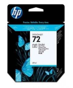 C9397A HP 72 Картридж Photo Black для плоттеров HP DesignJet HP DesignJet T610/ 620/ 770/ 790/ 795/ 1100/ 1120/ 1200/ 2300 (69 ml)