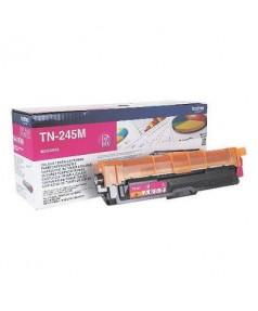 TN-245M Тонер-картридж Brother для HL3140CW/ 3170СDW/ DCP-9020CDW/ MFC-9140/ 9330CDW/ 9340 пурпурный (2200стр)