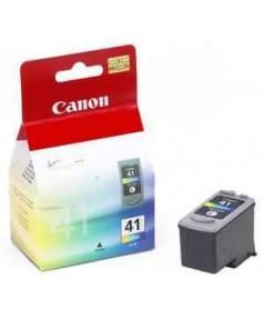 CL-41 [0617B025] Цветной картридж к Canon Pixma MP140/ MP150/ MP170/ MP180/ MP190/MP450; iP1200/ iP1300/ iP1600/ iP1700/ iP1900/ iP2200/ iP6210/ iP6220 (312 стр./12 мл)