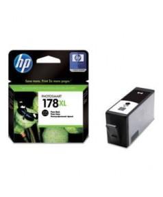 УЦЕНЕННЫЙ фото-черный картридж HP CB322HE HP 178XL для HP Photosmart