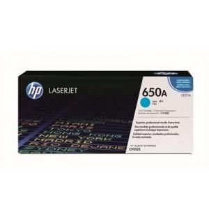 CE271A / CE271AC HP 650А Картридж голубой для HP LaserJet CP5520/ CP5525 (15000 копий)
