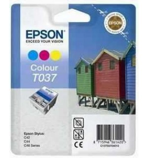T037 / T037040 Картридж для Epson Stylus Color C42, S42/ SX42 Color (180стр.)