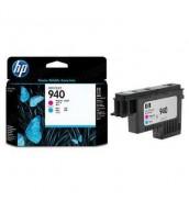 C4901A HP 940 Уцененная печатающая головка пурпурная и голубая для HP Officejet Pro 8000/8500