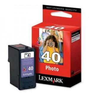 18Y0340E Фотокартридж №40 для Lexmark X4850/ X4875/ X6570/ X6575/ X9350/ X9575 фото пигментные