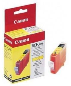 BCI-3eY [4482A002] Чернильница Canon BJC-3000/ 6000/ 6100/ 6200/ 6500, i550/ i850/ i6500, S400/ S450/ S500/ S520/ S530D/ S600/ S630/ S750/ S6300