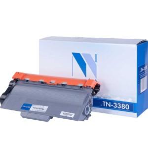 TN-3380 Cовместимый Картридж NV Print для Brother HL5440D/ 5450DN/ 5470DW/ 6180DW/ DCP8110/ 8250/ MF
