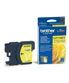 LC-1100Y Картридж для Brother DCP-385C, DCP-6690CW, MFC-990W (325 стр.) Yellow