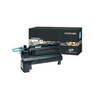 C792X2CG Принт-картридж Lexmark C792 Cyan Extra High Yield Print Cartridge (20K)