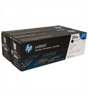 CC530AD Двойная упаковка картриджей для НР Color LaserJet CP2025/CM2320 BLACK (2*3500с.)