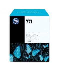 CH644A HP 771 Картридж для обслуживания (Maintenance), емкость отработанных чернил (памперс) для HP Designjet Z6200