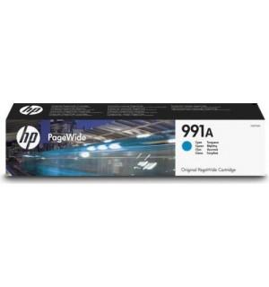 M0J74AE HP 991A Картридж Cyan для HP PageWide Pro 772dn/777z/750dw (8000 стр.)