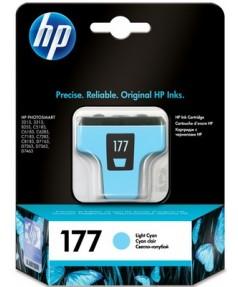 УЦЕНЕННЫЙ светло-голубой картридж HP C8774HE HP 177 LC для HP Photosmart