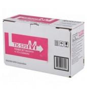 TK-570M [1T02HGBEU0] Тонер-картридж для Kyocera FS-C5400DN, P7035CDN, Magenta (12 000 стр.)