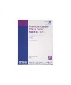 S042091 Бумага Epson Premium Glossy Photo Paper, A2, 255г/ м2 (25 л.)