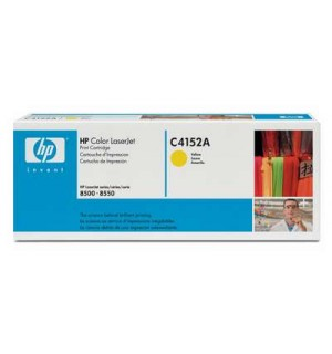 C4152A Картридж желтый для HP Color LJ 8500/ 8550 Yellow (8500стр.)