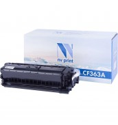 CF363A Картридж NV Print пурпурный, совместимый (5000стр.)