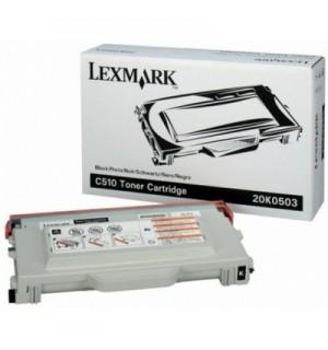 20K0503 Lexmark тонер картридж черный для C510/C510n/C510dtn (5000 стр.)