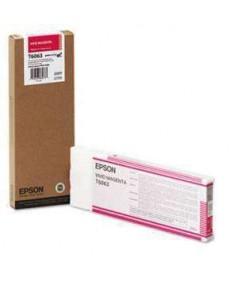 T6063 / T606300 Картридж для Epson Stylus Pro 4880, Vivid Magenta (220мл.) (C13T606300)