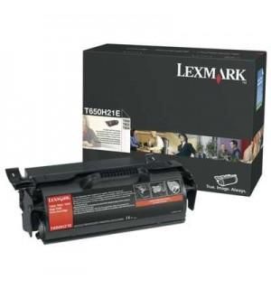 T650H21E Картридж Lexmark для T65x Regular (High Yield) 25k T654nT654dnT654dtnT656dne
