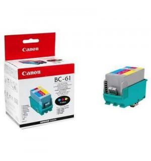 BC-61 [0968A002] Картридж к BJC 7000 (3 color) включает голову и чернильницу BCI-61  (ресурс головы 2000 стр.)