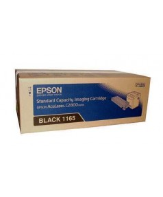 S051165 Тонер-картридж Epson ALC2800/C2800N  Standart Capacyti Black (3000стр.)