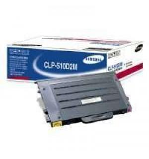 CLP-510D2M Samsung Пурпурный тонер-картридж (2000 стр.)