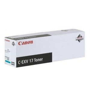 C-EXV17/GPR-21 [0261B002] Cyan Тонер-туба к копирам Canon iRC 4080i / iRC 4580i