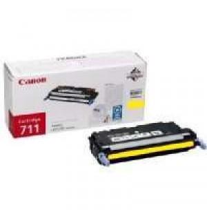 Canon Cartridge 711Y [1657B002] Картридж для Canon LBP-5300, LBP5360, MF8450, MF9280Cdn, MF9220Cdn Yellow