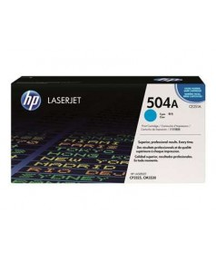 CE251A/ CE251AC HP 504A Картридж для НР Color LaserJet CP3520/ CP3525/ CM3530 Cyan (7000стр.)