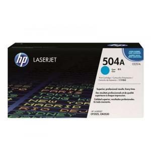 CE251A/ CE251AC №504A Картридж для НР Color LaserJet CP3520/ CP3525/ CM3530 Cyan (7000стр.)