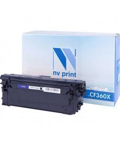 CF360X Картридж NV Print черный, совместимый (12500стр.)