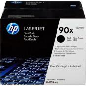 CE390XD HP 90X Картридж для LaserJet M45...