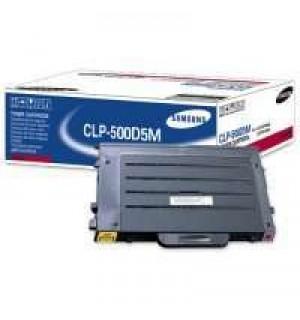 CLP-500D5M Картридж Samsung к цветным принтерам CLP-500/ 500N/ 550/ 550N