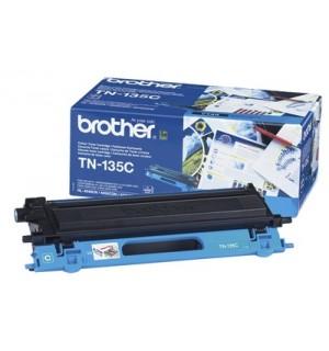 TN-135C Голубой тонер-картридж Brother для  HL-4040/ 4050/ 4070/ DCP-9040/ 9045/ MFC-9440/ 9840 (4000 стр.)