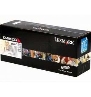 C540X33G Узел создания изображения Lexmark C540, C543, C544, X543, X544 пурпурный 30K
