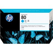 C4872A HP 80 Картридж малый HP для DJ 10...