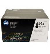 CE260XD HP 649X Двойная упаковка черных...